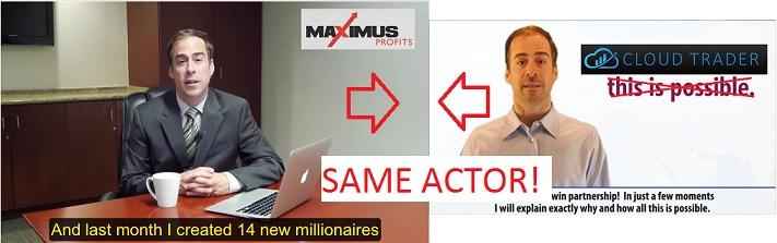 same actor